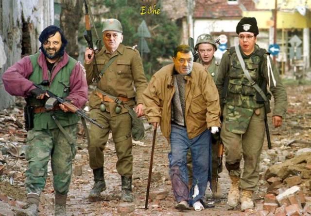 Spašavanje vojnika Ronhila (djevojačko prezime - Dodik)