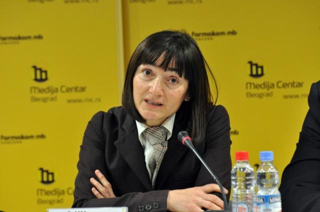 Ljiljana Smajlovoc opajdara